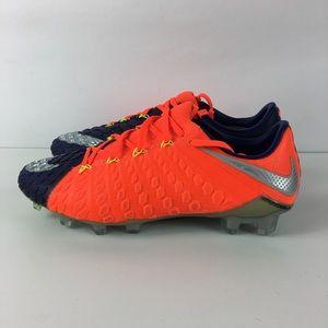 e22768105b97 Nike Shoes - Nike Hypervenom III FG Flyknit ACC Soccer Cleats